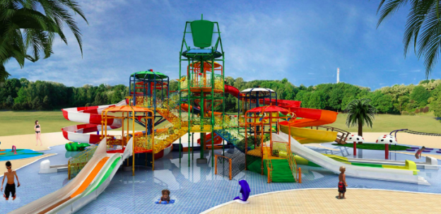 Aquatopia Water Park Opening In Fairfield Soon Living In